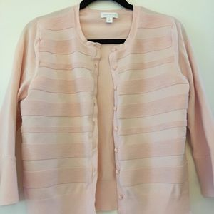 Charter Club Soft Pink Sweater, Large
